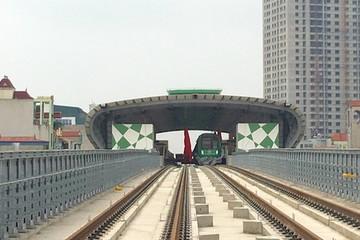 """Một """"đại gia"""" Trung Quốc muốn đầu tư đường sắt trên cao ở Việt Nam"""