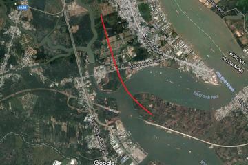 Liên danh Trung Nam - CTC xây cầu Cần Giờ theo hợp đồng BOT và BT