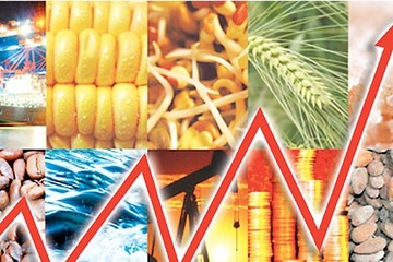 Hàng hóa TG sáng 3/8: Giá dầu, vàng và cà phê tăng