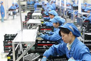 Bloomberg: Việt Nam dự báo giải ngân FDI năm 2017 đạt kỷ lục trên 16 tỷ USD