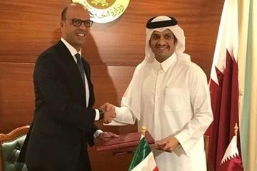 Đang bị cô lập, Qatar chi gần 6 tỷ USD mua tàu chiến