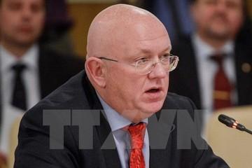 """Nga: Các lệnh trừng phạt không được """"bóp nghẹt"""" kinh tế Triều Tiên"""