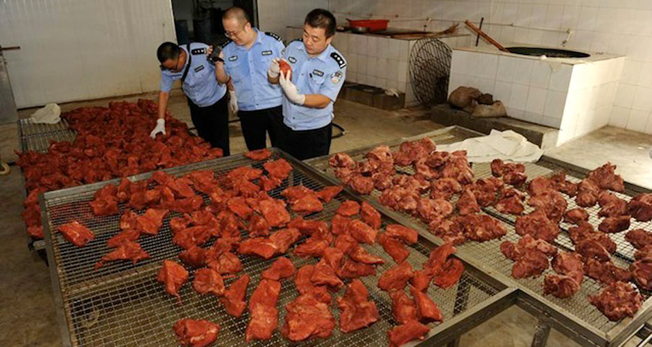 Trung Quốc và cuộc chiến chống thực phẩm giả