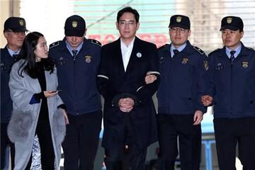 'Thái tử Samsung' bị đề nghị mức án 12 năm tù