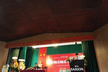 ĐHĐCĐ Sabeco: Trả cổ tức 35% tiền mặt, ra mắt Bia Sài Gòn Gold trong tháng 8