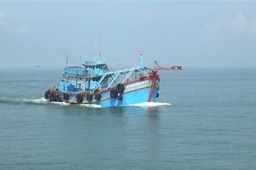 Cảnh sát Biển bắt giữ tàu vận chuyển 60.000 lít dầu trái phép