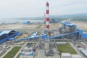 Bộ Công Thương cách chức 1 cán bộ liên quan tới nhiệt điện Vĩnh Tân xả thải