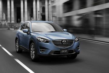 Mazda CX5 gây