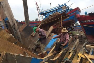 Thêm vốn cho ngư dân đánh bắt xa bờ