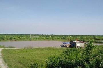 Nổ súng tại đầm nuôi thủy sản: Công án huyện Tiên Lãng truy tìm nhóm đối tượng