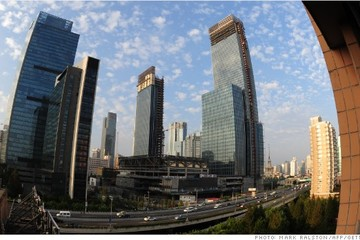 Nhà đầu tư Trung Quốc đột ngột dừng mua bất động sản nước ngoài