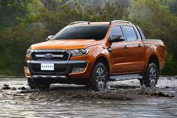 """Thị trường xe bán tải Việt Nam: Cuộc chơi không đối thủ """"xứng tầm"""" của Ford Ranger?"""