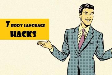 7 mẹo ngôn ngữ cơ thể nên biết khi tiếp xúc với người lạ