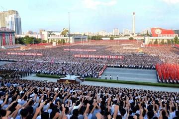 Gần 3,5 triệu người Triều Tiên xung phong vào quân đội chống Mỹ