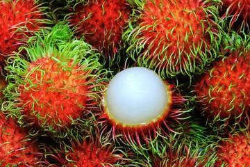 Chôm chôm Java còn 5.000 đồng/kg, giá thảm nhất trong 5 năm