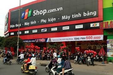 FPT Shop thu 35 tỷ đồng mỗi ngày