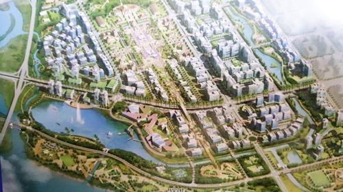 Hải Phòng đầu tư 10.000 tỷ đồng xây dựng hạ tầng khu đô thị Bắc Sông Cấm