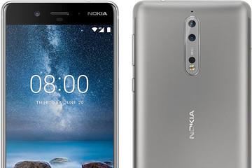 Nokia 8 cấu hình