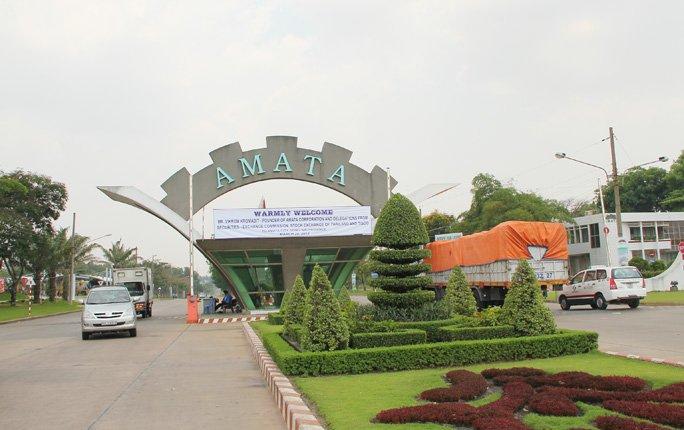 Tập đoàn Amata sẽ đầu tư hàng tỷ USD vào Quảng Ninh và Đồng Nai
