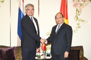 Ông chủ Big C muốn đầu tư Sabeco, Central muốn đưa nông sản Việt sang siêu thị Thái