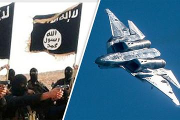 Máy bay của Nga tiêu diệt hơn 200 chiến binh IS ở Syria