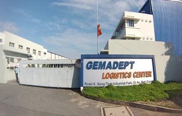 Sau GMD, đến lượt HSG thoái hết 45% vốn Tiếp vận và Cảng quốc tế Hoa Sen – Gemadept