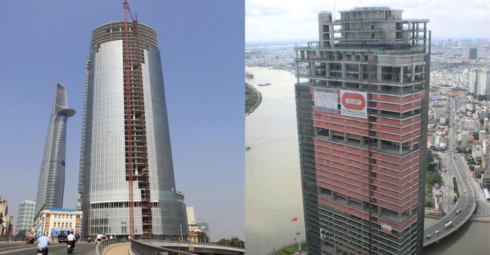 """VAMC """"siết nợ"""" cao ốc Saigon One Tower để thu hồi 7.000 tỷ đồng nợ xấu"""