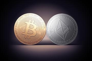 Thị trường quan ngại tương lai đồng Bitcoin, đồng Ethereum lập kỷ lục 2 tháng
