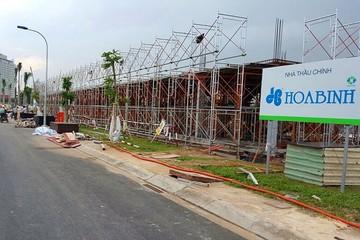 Địa ốc Hòa Bình trúng thầu 5 dự án hơn 2.510 tỷ đồng