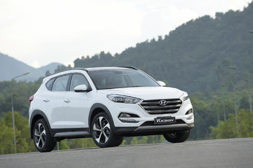Hyundai Tucson - đối thủ mới của Mazda CX-5 giá từ 815 triệu đồng