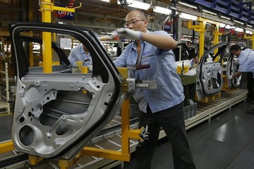 Ford sắp có thương hiệu ôtô điện dành riêng cho Trung Quốc