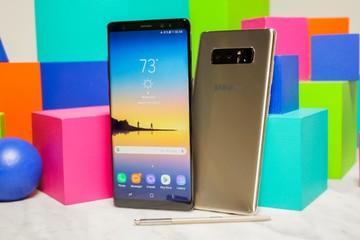 """Đây là """"điểm trừ"""" của Samsung Galaxy Note 8"""