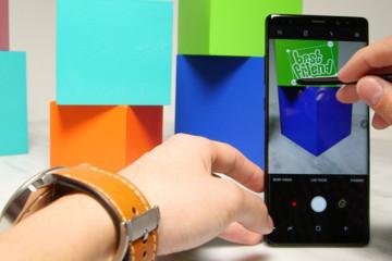 Samsung Galaxy Note 8 ra mắt: Màn hình vô cực lớn chưa từng có, camera kép