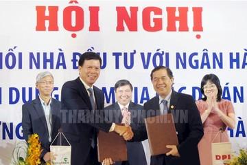 TP HCM và Vietcombank ký thỏa thuận vay 26.000 tỷ đồng cho các dự án PPP