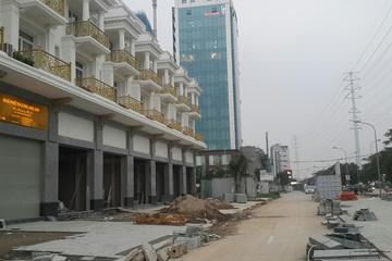 Nhà phố 'không được ở' vẫn có giá gần chục tỷ mỗi căn