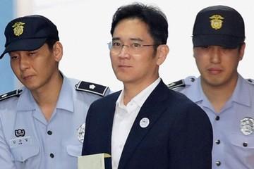 Người thừa kế Samsung bị kết án 5 năm tù