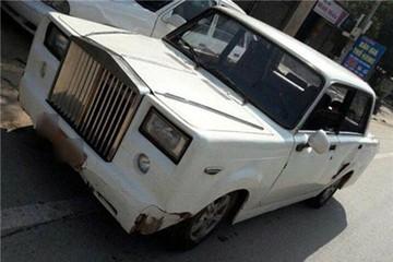 Rolls-Royce tự chế của người Việt lên báo Tây