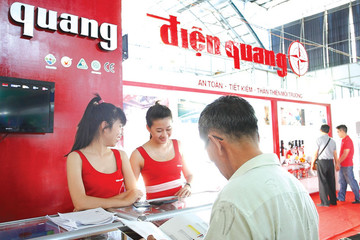 Khó khăn bủa vây Điện Quang: Áp lực cạnh tranh khốc liệt,