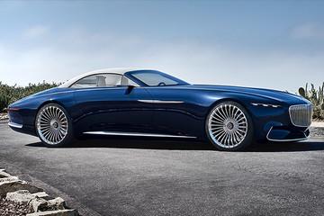 Mercedes ra mắt siêu xe