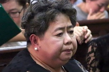 Đại án Oceanbank: Bị cáo Hứa Thị Phấn xin xét xử vắng mặt