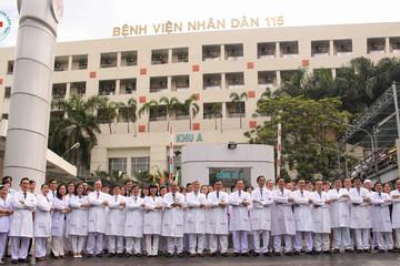 Giao Vạn Thịnh Phát xây mới Bệnh viên Nhân dân 115 theo hình thức PPP