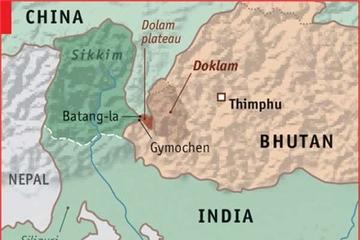 Xích mích Trung-Ấn trên dãy Hymalaya