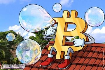 Bong bóng Bitcoin: Thu lời 150%/tháng thay vì 15%/năm ở thị trường chứng khoán