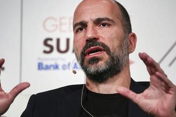 Chân dung CEO mới của Uber: Dara Khosrowshahi, trùm M&A ngành du lịch