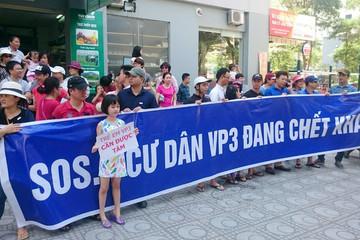 Cư dân chung cư liên tục phản đối chủ đầu tư, chính quyền Hà Nội chỉ thị chấn chỉnh