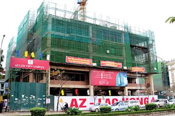 Sau nhiều tai tiếng, AZ Land thâu tóm dự án gần 700 tỷ đồng tại Cầu Giấy