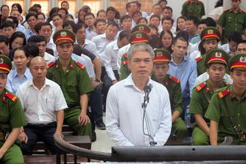 Bị cáo Nguyễn Xuân Sơn:
