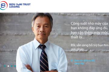 Sau khi 50% vốn về tay đối tác Nhật, công ty cho thuê tài chính của BIDV chuyển trụ sở ra Bắc