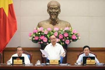Thủ tướng: Chưa đề cập đến việc tăng các loại thuế, phí