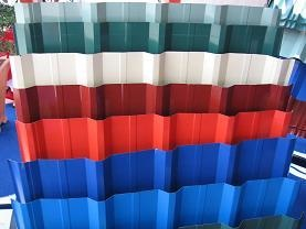 Thêm 4 công ty được miễn trừ áp thuế tự vệ sản phẩm tôn màu